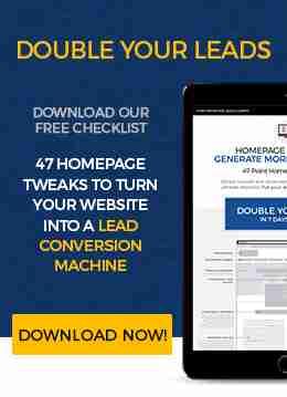 47 Homepage Tweaks